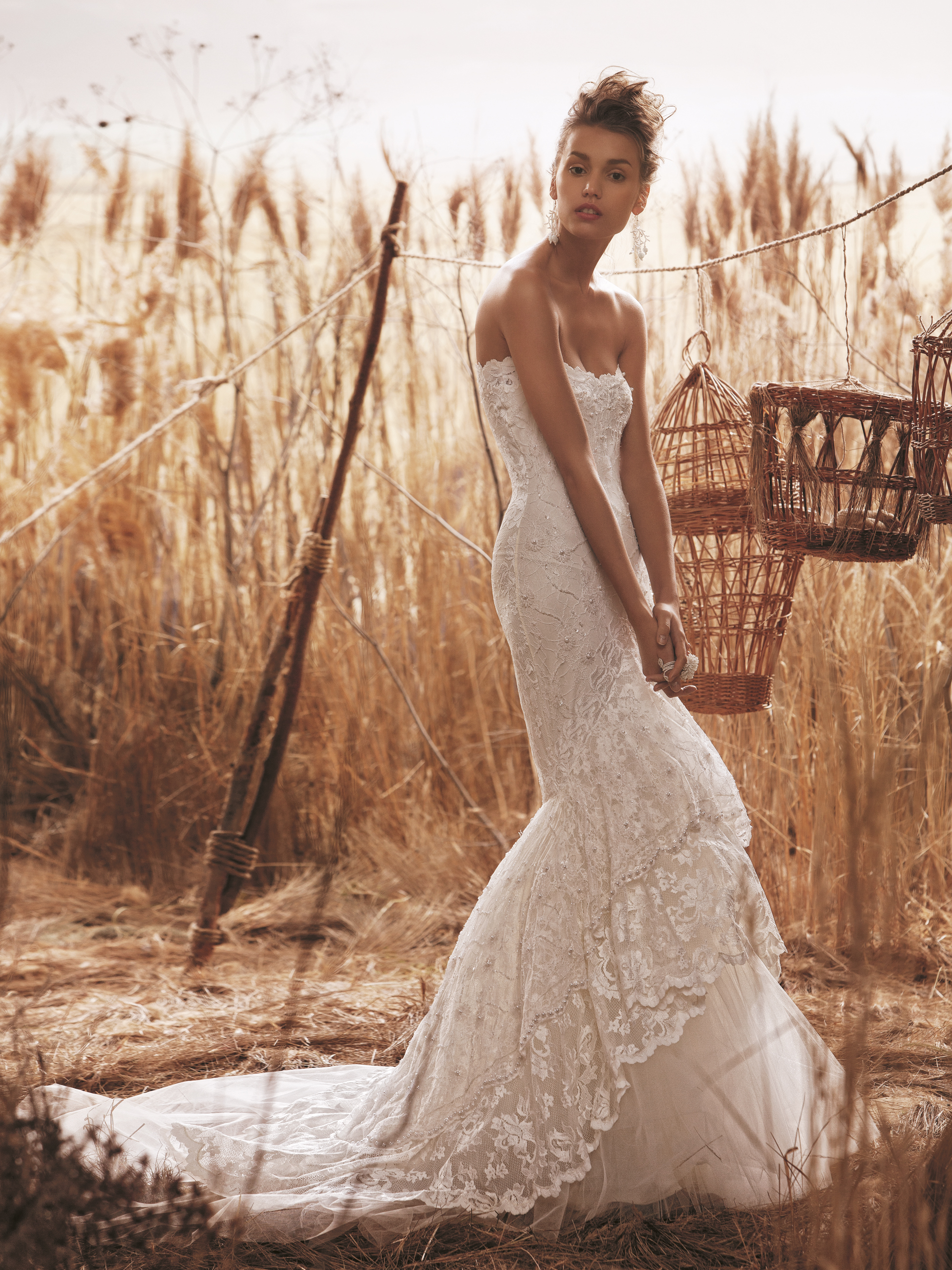 Wedding Gowns From Olvi's