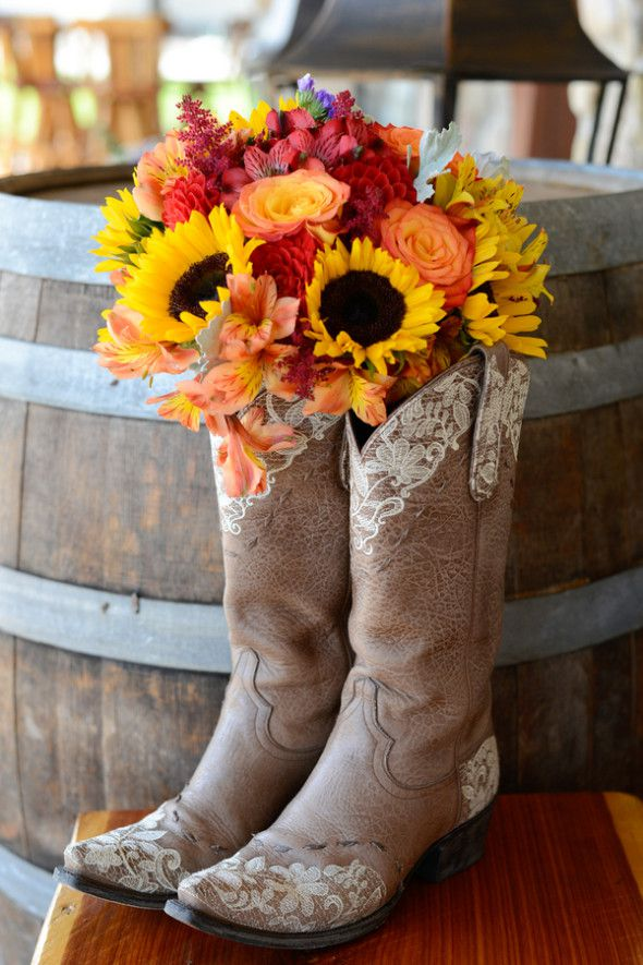 Cowboy Boots For Wedding