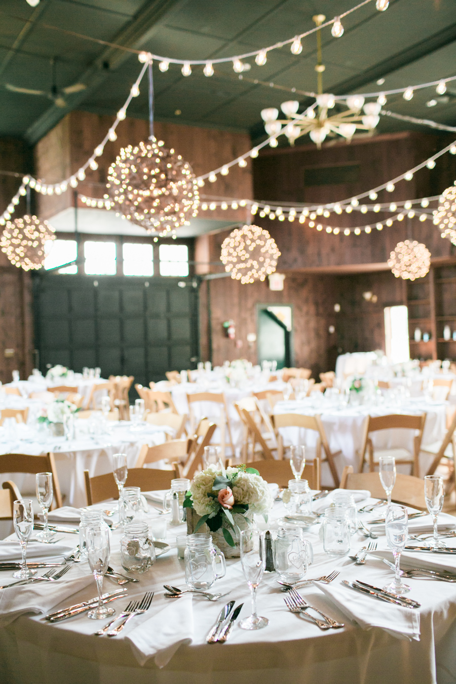 Elegant Rhode Island Barn Wedding