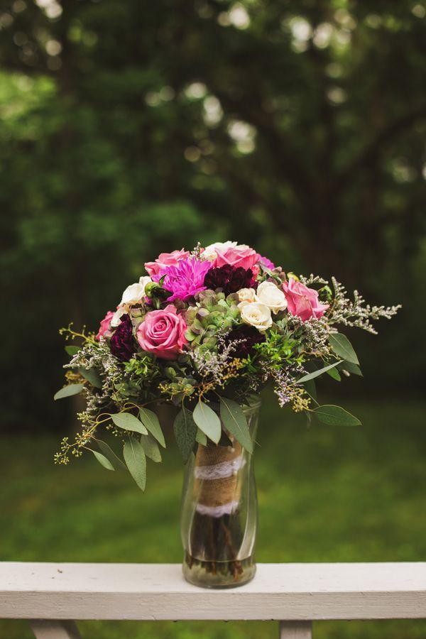 Madison Wisconsin Barn Wedding - Rustic Wedding Chic