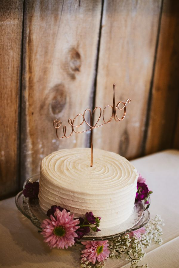 Madison Wisconsin Barn Wedding - Rustic Wedding Chic