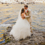 Rustic Wedding at a Cabin