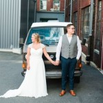Industrial Rustic Wedding