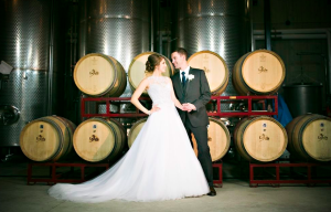 New England Winery Wedding