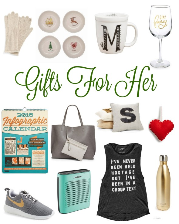 2015 Holiday Gift Guide Rustic Wedding Chic