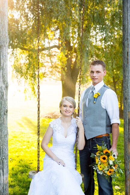 Rustic Wedding Boquuet