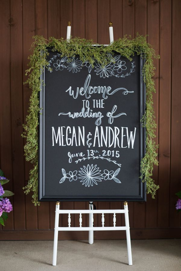 Southern Inspired Country Wedding - Rustic Wedding Chic