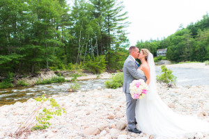 Rustic NH Wedding