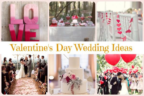 Valentine S Day Wedding Ideas Rustic Wedding Chic