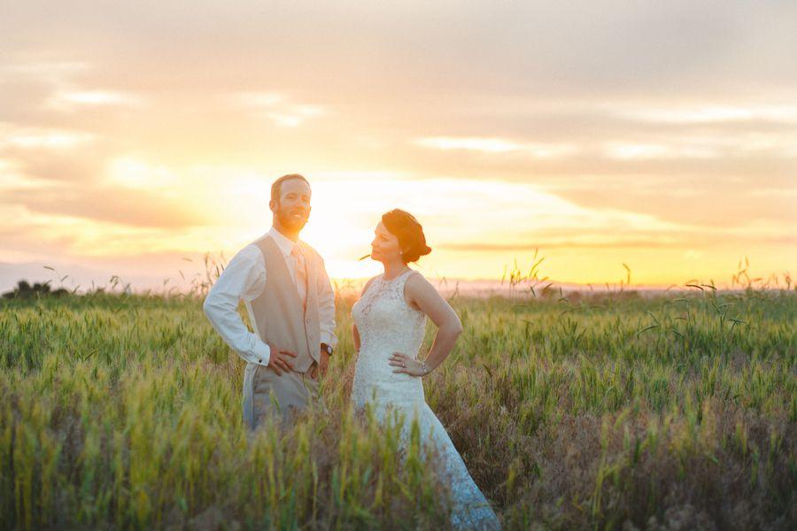 DIY Country Wedding