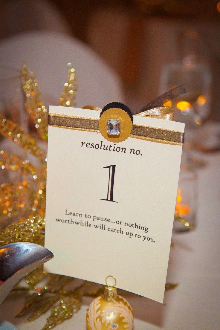 10 New Years Wedding Ideas - Rustic Wedding Chic