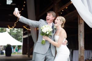 Classic New England Barn Wedding