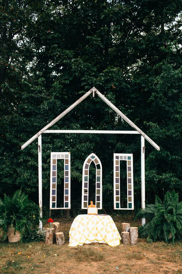 Tennessee Rustic Gate Farm Wedding