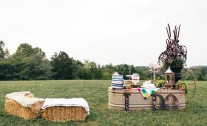 Tennessee Rustic Gate Farm Wedding