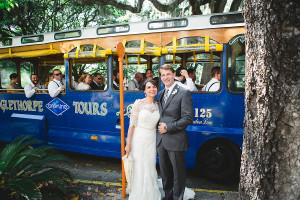 Vintage Travel Inspired Wedding
