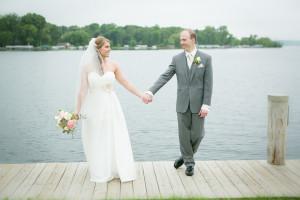 Wisconsin Lakeside Farm Wedding