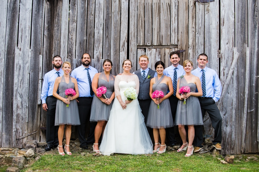 Country Barn Wedding