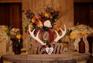 Rustic Cabin Wedding Inspiration