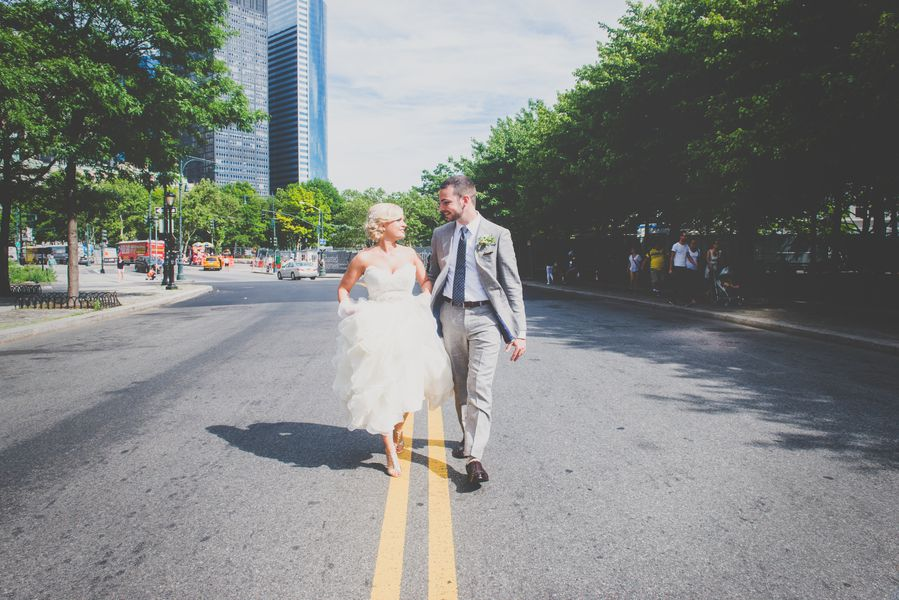 Brooklyn rustic wedding