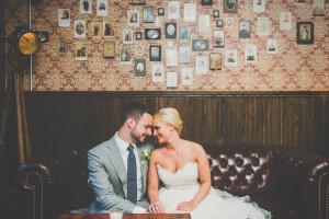 Rustic Wedding In Brooklyn