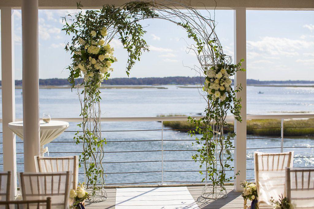 Virginia Beach Rustic Wedding