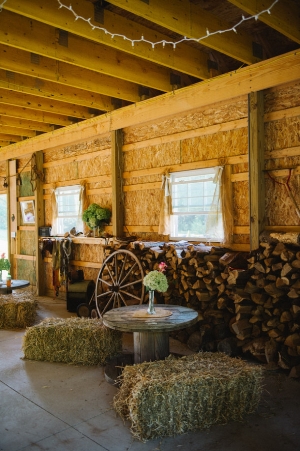 Northern Michigan Farm Wedding Rustic Wedding Chic