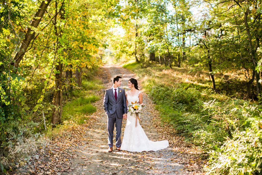 Woodland Wedding Inspiration and Ideas