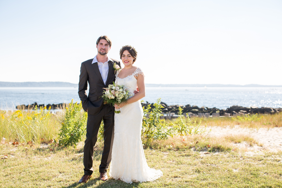 Beachy Rustic Wedding