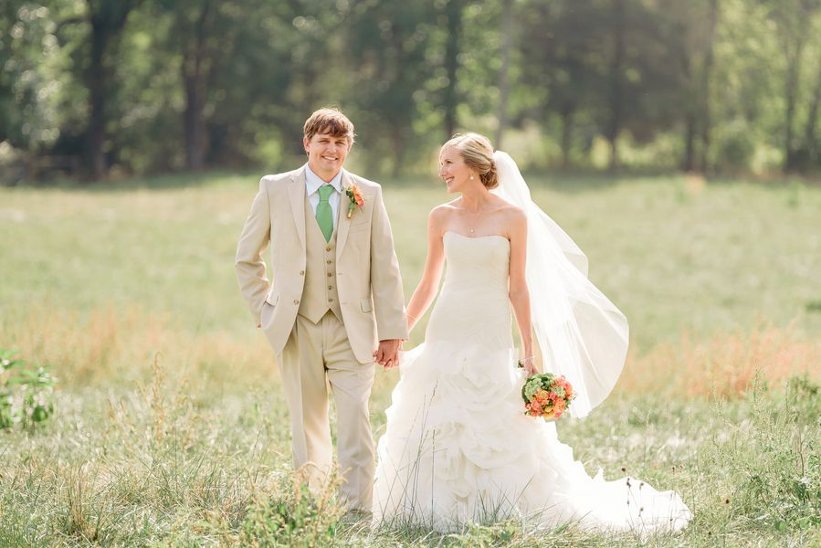 Country Farm Wedding