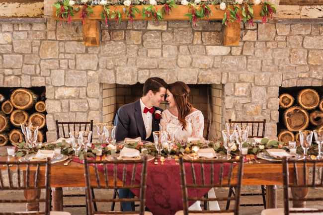 Homestead Manor Romantic Winter