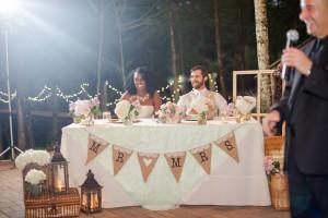Simple, Rustic Wedding