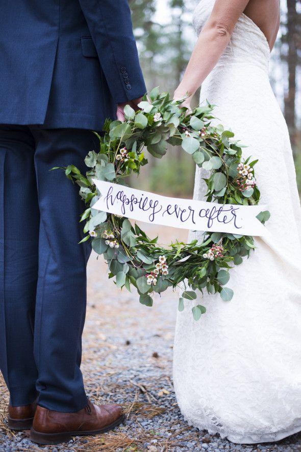 Winter Southern Wedding