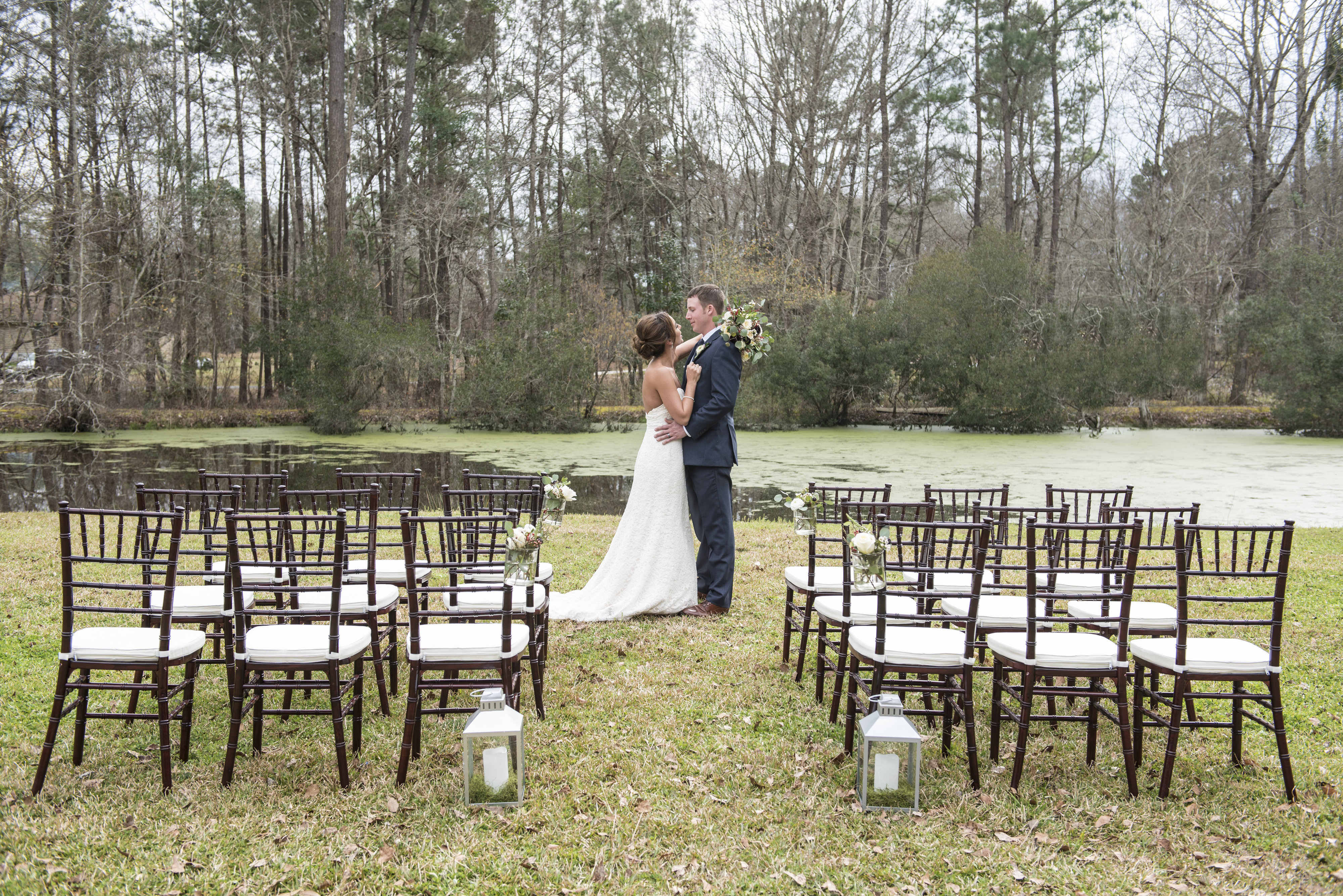 Winter Southern Wedding