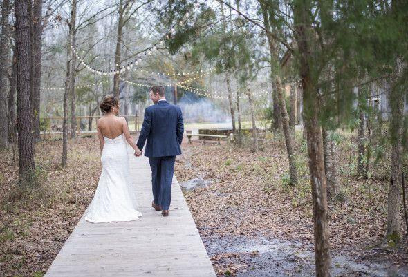 Southern Winter Wedding