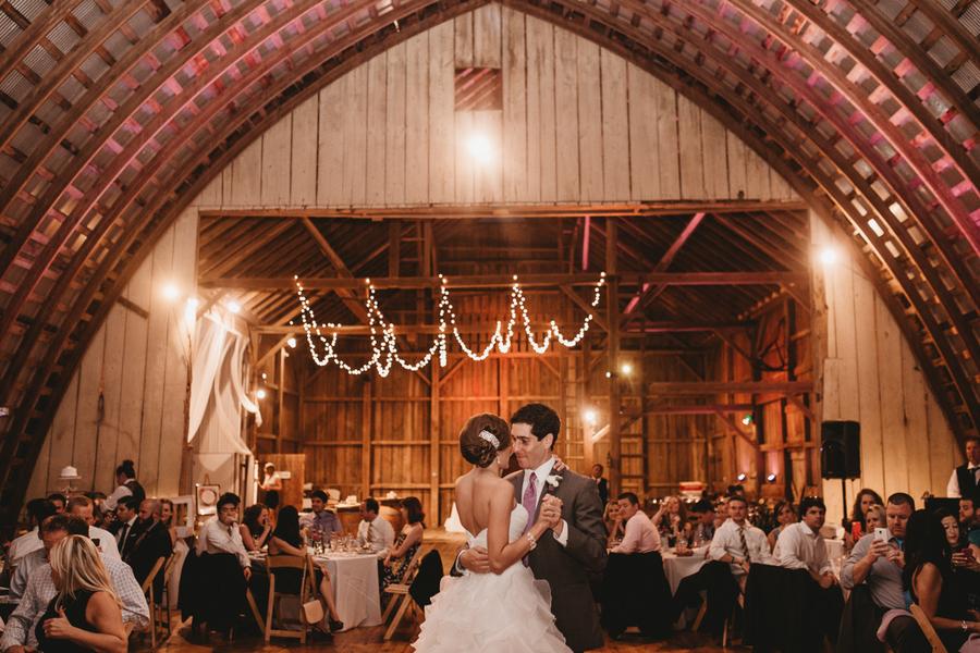 Stunning Elegant Rustic Weding