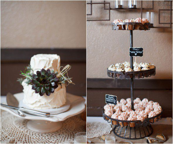Small Country Wedding Ideas: 10 Super Sweet Small Wedding Cakes