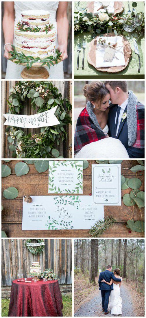 Southern Winter Wedding Ideas