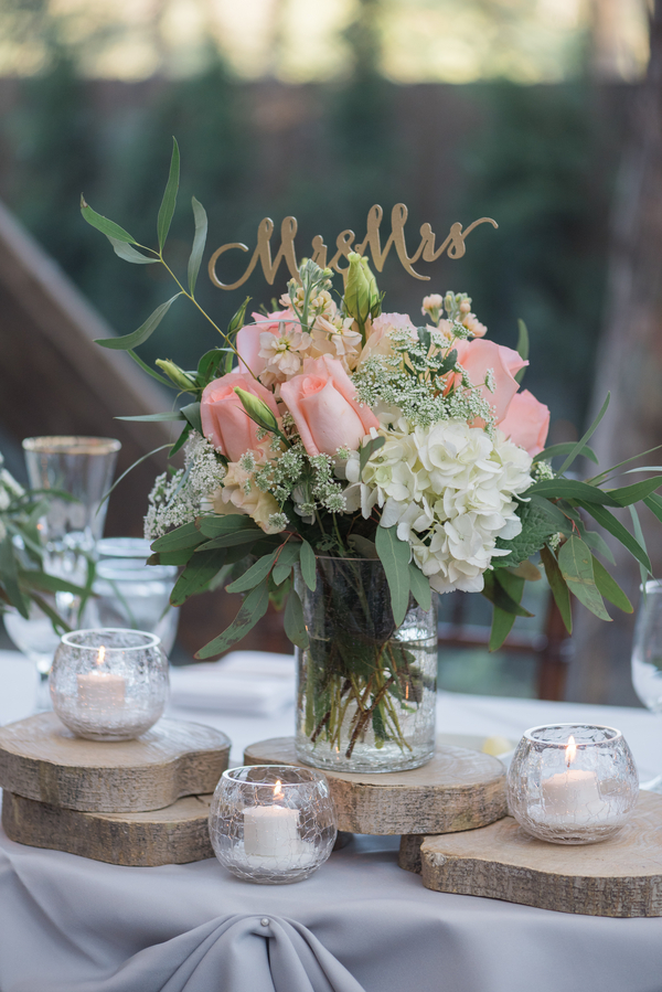 Calamigos ranch romantic wedding rustic chic