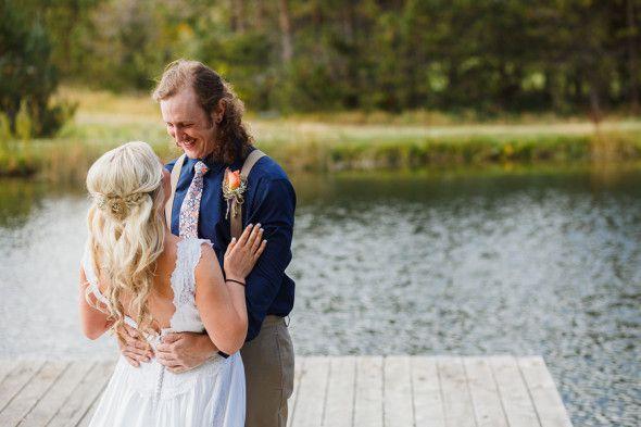 Camp Themed Wedding