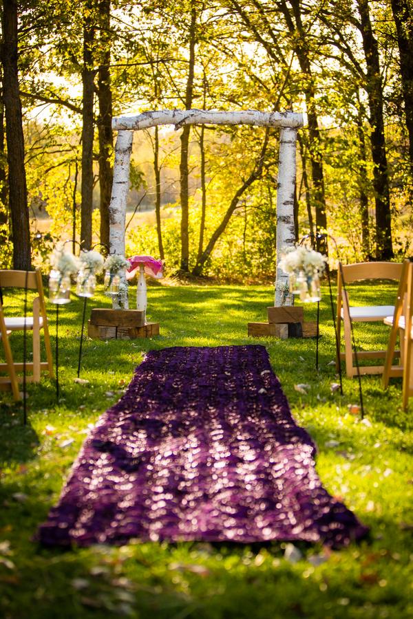 Minnesota Barn Wedding - Rustic Wedding Chic