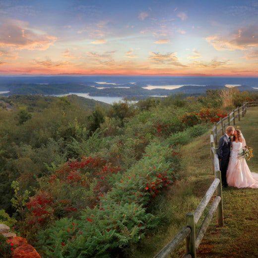 Southern Rustic Wedding