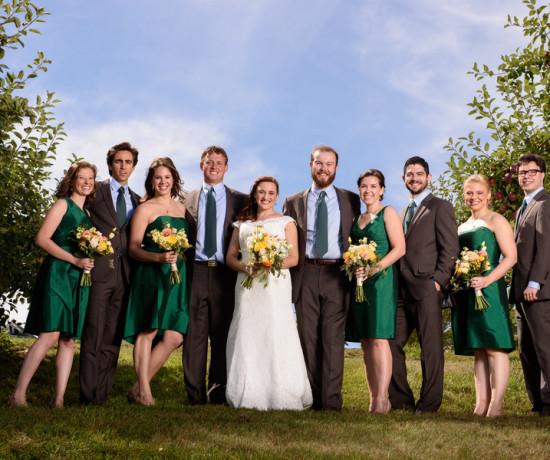 Winery Rustic Wedding