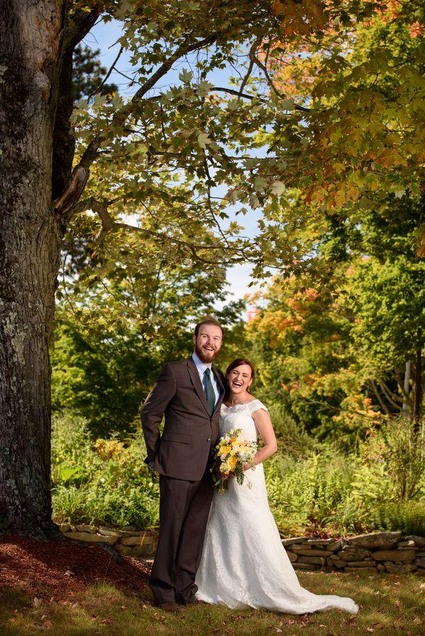 Massachusetts Winery Wedding