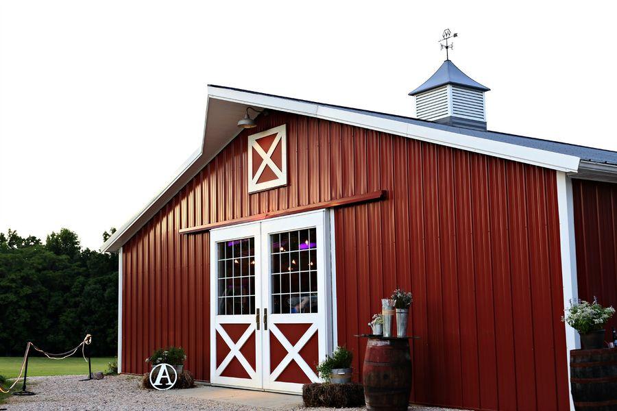 Virginia Farm Wedding - Rustic Wedding Chic