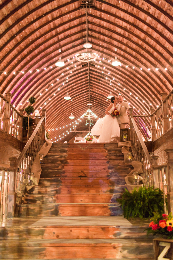 Fall Harry Potter Themed Barn Wedding Rustic Wedding Chic