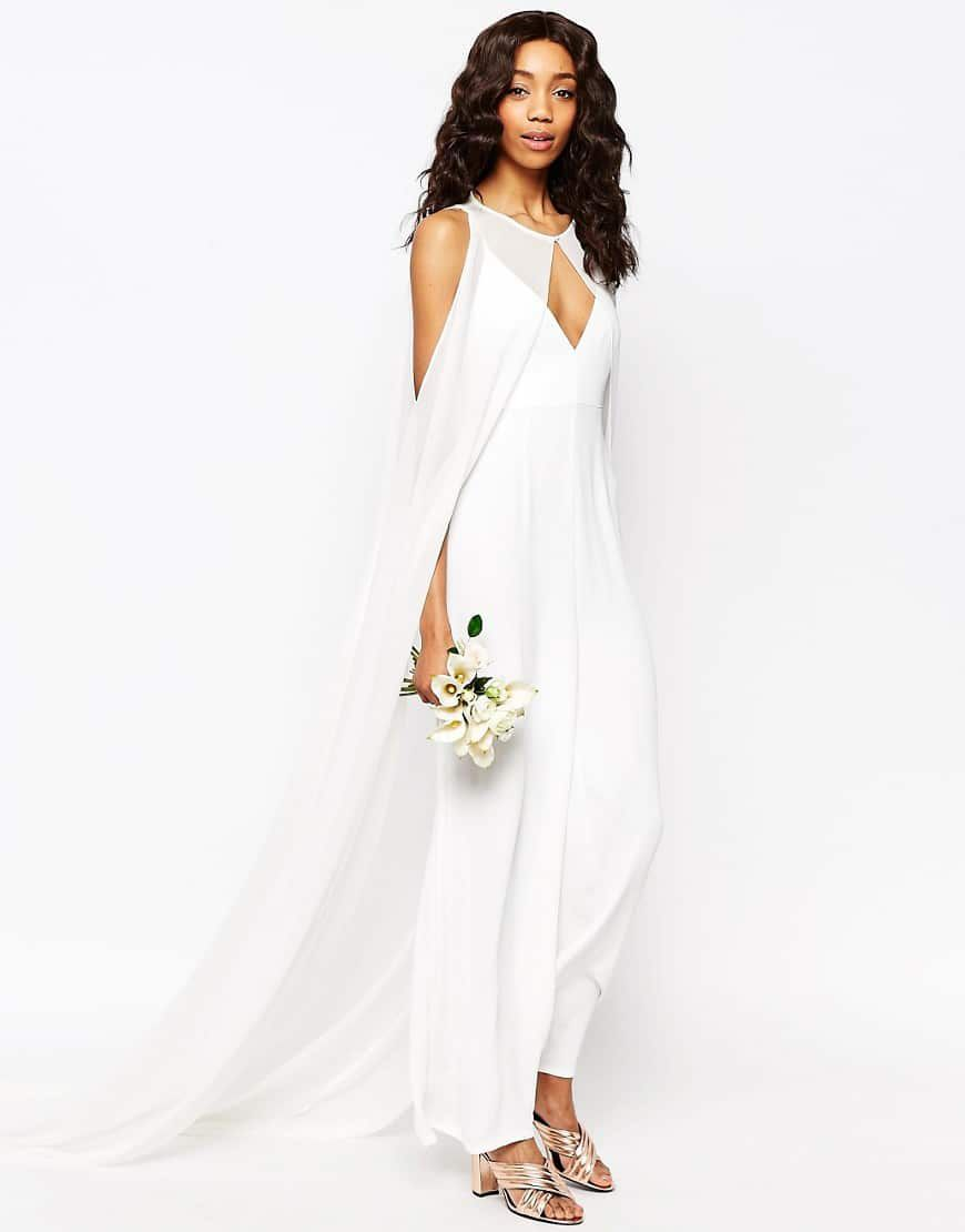 a7fc8af9287 Bridal Jumpsuits For A Rustic Wedding - Rustic Wedding Chic