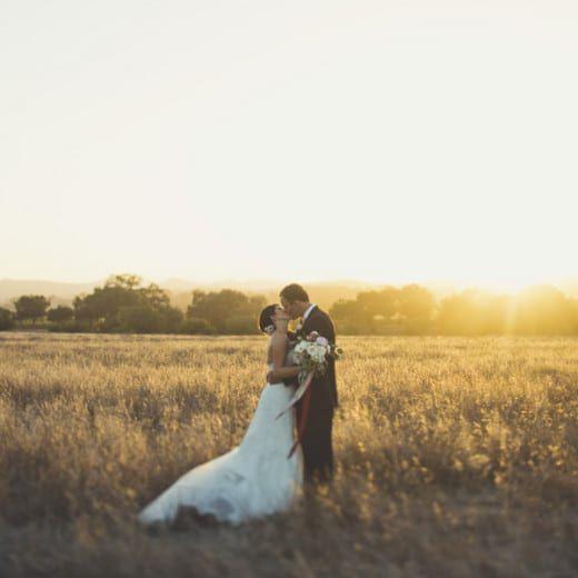 Elegant Rustic Wedding