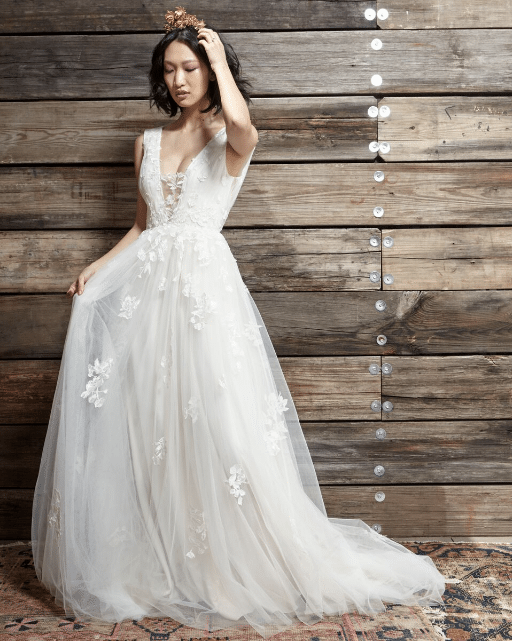 country chic wedding dresses amp aster 2017 dress collection rustic wedding chic 3104