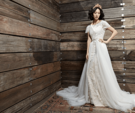 Rustic Reception Dresses