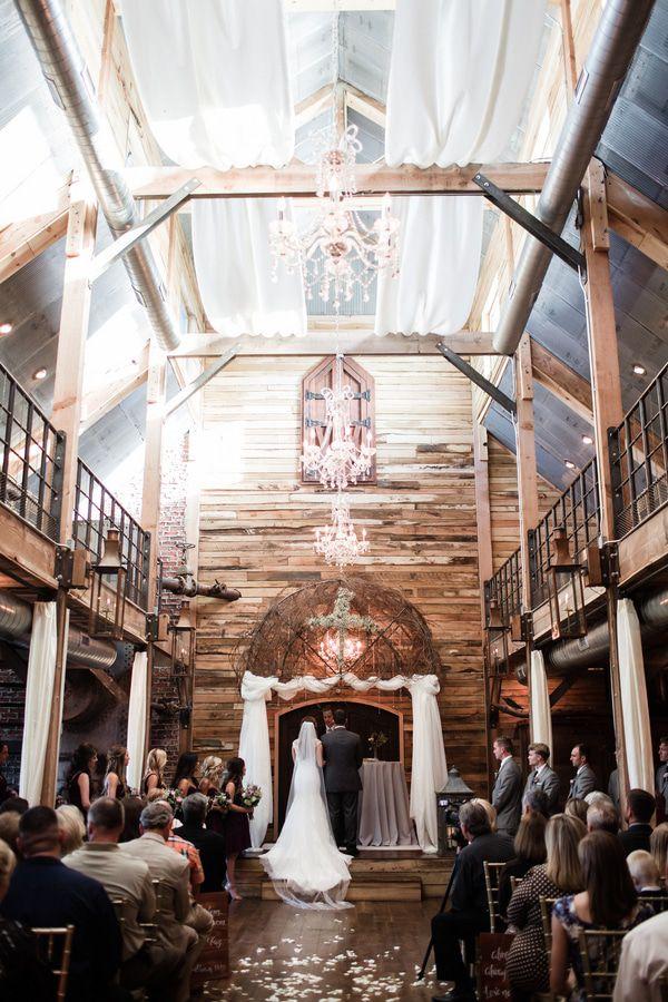 Southwind Hills Barn Wedding Rustic Wedding Chic